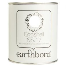Earthborn eggshell white 2.5 litre